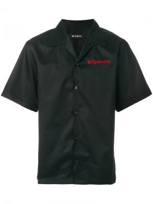 Рубашка Euphoria Misbhv. Цвет: чёрный