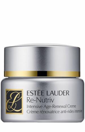 Интенсивно омолаживающий крем Re-Nutriv Estée Lauder. Цвет: бесцветный