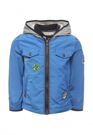 Куртка Catimini. Цвет: синий