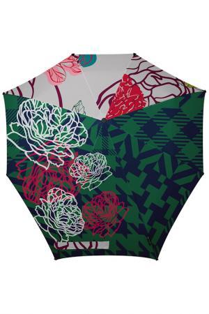 Зонт-автомат SENZ. Цвет: зеленый