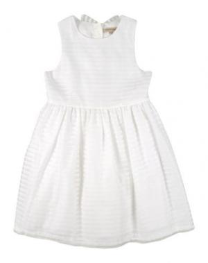 Платье HUCKLEBONES. Цвет: белый