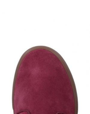 Низкие кеды и кроссовки LAKAI. Цвет: пурпурный