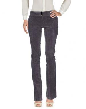 Повседневные брюки CELYN B.. Цвет: свинцово-серый
