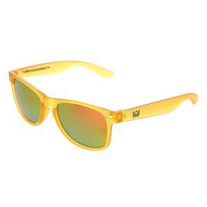 Очки  Sunglasses Gold Nomad. Цвет: желтый