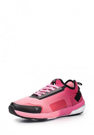 Кроссовки Freddy. Цвет: розовый