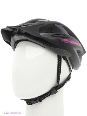 Шлем BBB. Цвет: фиолетовый, черный