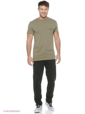 BILLABONG футболка OCTOPUS SS (FW16). Цвет: светло-коричневый