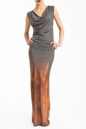 Платье Romy & Ray. Цвет: оранжевый