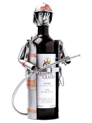 Украшение для бутылки Охотник Hinz&Kunst. Цвет: темно-серый