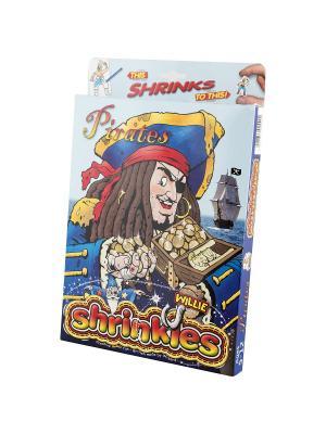 Набор для творчества  Подарочный Пираты Светлячок. Цвет: синий