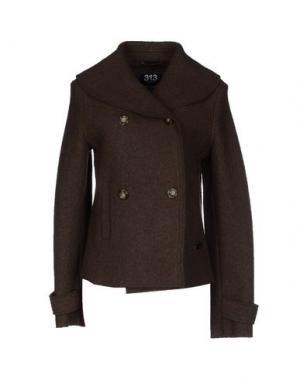 Пиджак 313 TRE UNO. Цвет: свинцово-серый