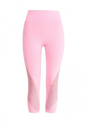 Капри Allegri. Цвет: розовый