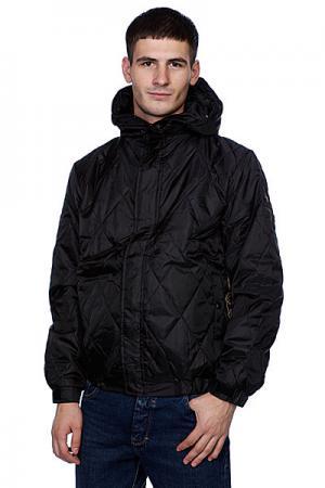 Куртка зимняя  Torrid Puffy Jacket Black Independent. Цвет: черный