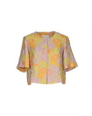 Пиджак L' AUTRE CHOSE. Цвет: розовый