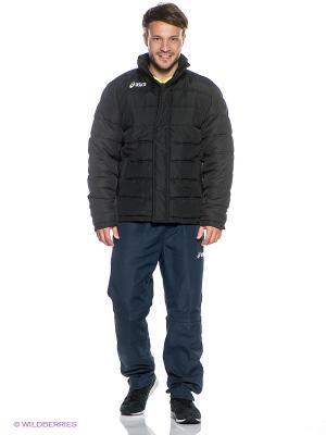 Куртка JACKET FREYD ASICS. Цвет: черный
