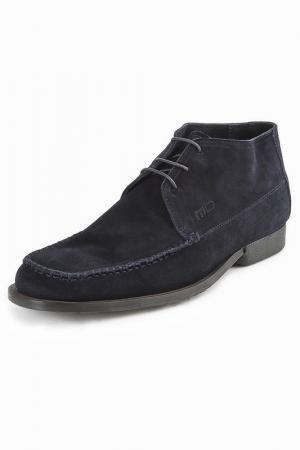 Ботинки Momodesign. Цвет: синий