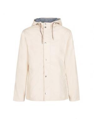 Куртка RVLT/REVOLUTION. Цвет: бежевый