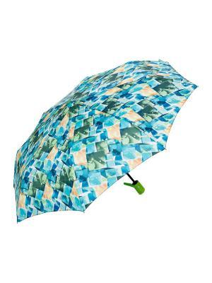 Зонты NUAGES. Цвет: зеленый