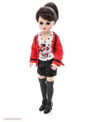 Кукла Минни Madame Alexander. Цвет: красный