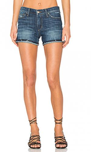 Джинсовые шорты the markie Joes Jeans Joe's. Цвет: none