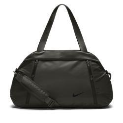 Спортивная сумка  Auralux Solid Club Nike. Цвет: оливковый