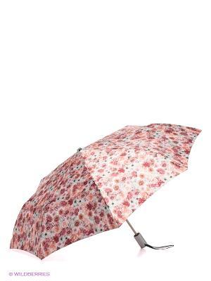 Зонт Stilla s.r.l.. Цвет: розовый, коралловый, молочный
