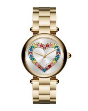 Наручные часы MARC JACOBS. Цвет: платиновый