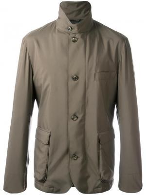 Куртка-ветровка Traveller Loro Piana. Цвет: коричневый