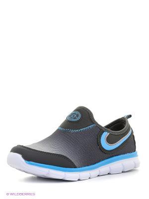 Ботинки Daze. Цвет: серый