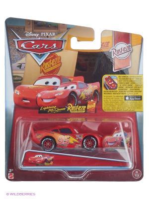 Машина Тачки 2 Mattel. Цвет: белый, желтый, красный, черный