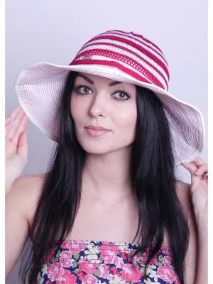 Шляпа Level Pro. Цвет: красный