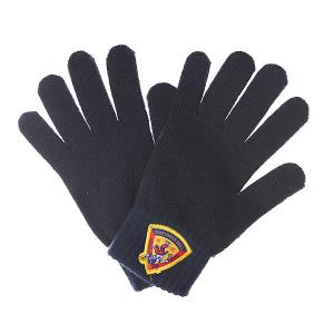Перчатки  Angry Peanut Touchgloves Navy TrueSpin. Цвет: синий,черный