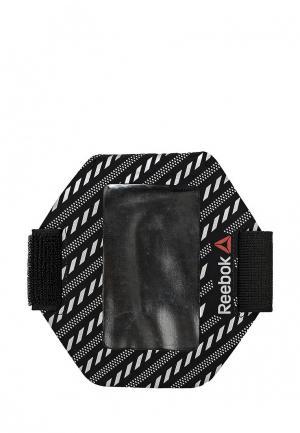 Чехол для iPhone Reebok. Цвет: черный