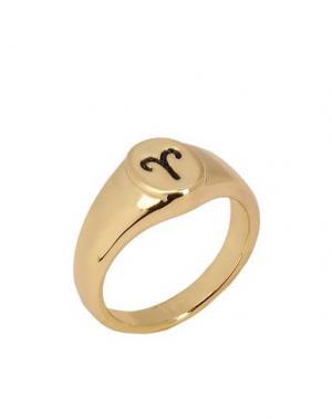 Кольцо ME & ZENA. Цвет: золотистый