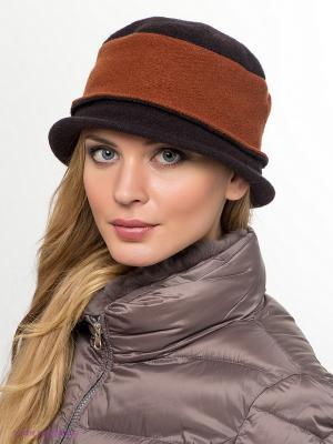 Шляпа SEEBERGER. Цвет: черный, коричневый