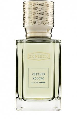 Парфюмерная вода Vetiver Moloko Ex Nihilo. Цвет: бесцветный