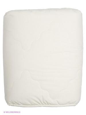 Одеяло легкое Бамбук&Хлопок Лежебока. Цвет: белый