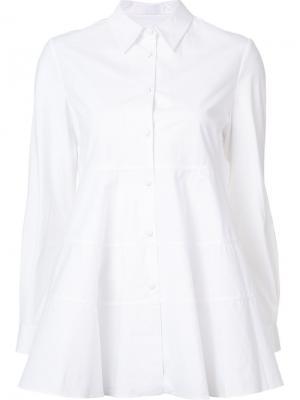 Ruffled shirt Co. Цвет: белый