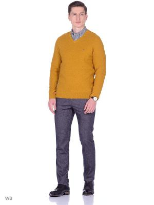 Пуловер Tommy Hilfiger. Цвет: оранжевый