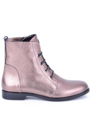 Ботинки Marco Barbabella. Цвет: bronze