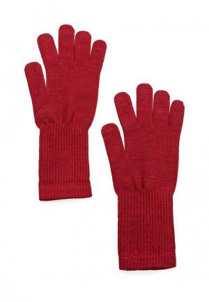 Перчатки Parfois. Цвет: бордовый