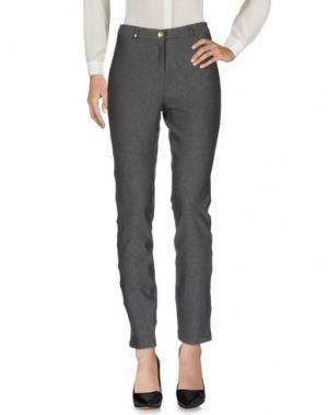 Повседневные брюки PAMELA HENSON. Цвет: серый