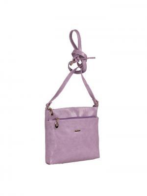 Сумка Adelia. Цвет: фиолетовый