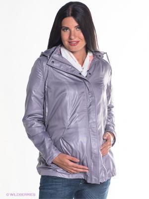 Куртка Mamita. Цвет: серый