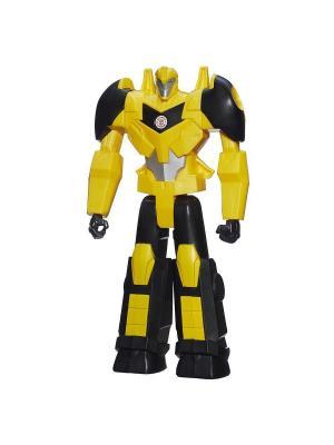 Трансформеры: роботы под прикрытием: Титаны Hasbro. Цвет: желтый
