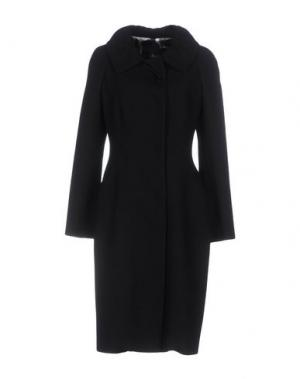 Легкое пальто MOUCHE. Цвет: черный