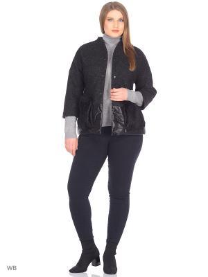 Куртка Vaide. Цвет: черный