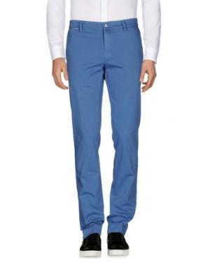 Повседневные брюки EM'S OF MASON'S. Цвет: пастельно-синий