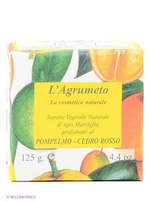 Высококачественное натуральное растительное мыло Iteritalia. Цвет: желтый, зеленый