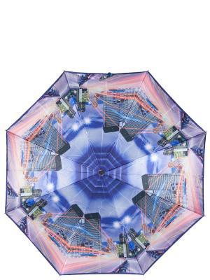 Зонт Eleganzza. Цвет: синий, бледно-розовый, голубой